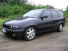 1997 Opel Astra F Caravan Pictures Information And