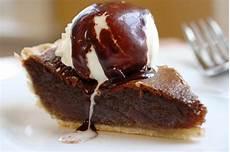 fudge pie saving room for dessert