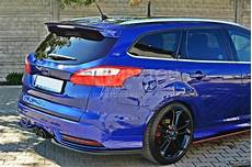 rear side splitters ford focus mk3 st estate car