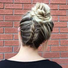 prom hair buns 30 prettiest prom updos for hair for 2020