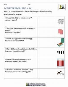 worksheets for grade 4 18758 division worksheets grade 4