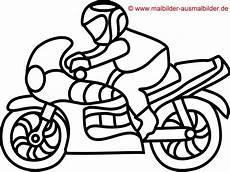 Malvorlagen Motorrad Drucken Motorrad Malvorlage Ausmalbild Club