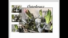 Diy Zauberhafter Osterkranz Kranz Fr 252 Hlingsdeko Mit