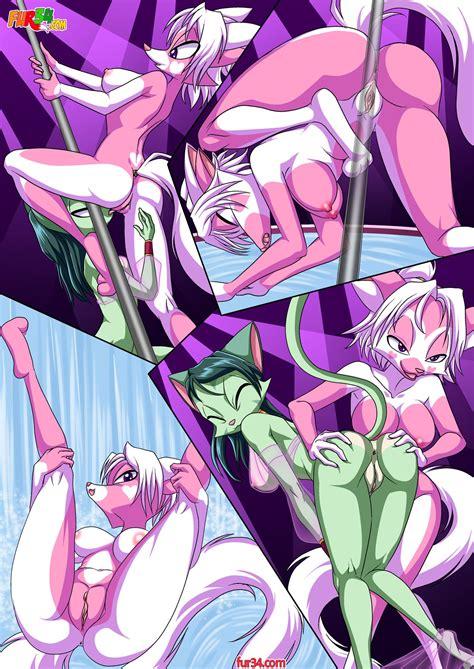 Anime Stripper