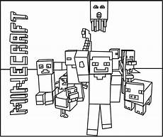 minecraft free to color for minecraft coloring