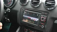 autoradio audi tt autoradio gps dvd audi tt station multim 233 dia navigation hightech privee