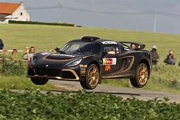2012 Ypres Rally Serves As Test Bed For The New Lotus