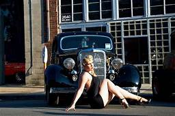 17 Best Images About Pin Up Car Show On Pinterest