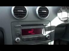 audi a3 radio audi a3 dab radio