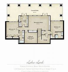 creole cottage floor plan lake level creole cottage