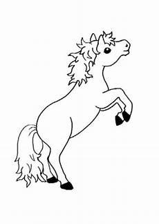 Ausmalbilder Pferde Fohlen Ausmalbilder Pferd 9 Pferde Malvorlagen