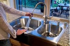 Kitchen Sink Installation Cost by Clean Sink How To Clean Your Kitchen Sink Disposal