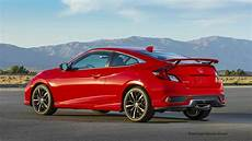 2020 Honda Civic Si Performance