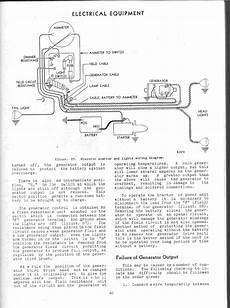 farmall b tractor wiring looking for wiring diagram for a farmall b tractor general ih power magazine community