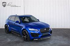 jaguar f pace tuning lumma design jaguar f pace clr f kit tuning empire