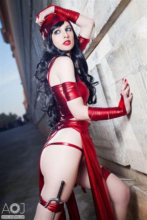 Elektra Marvel Costume