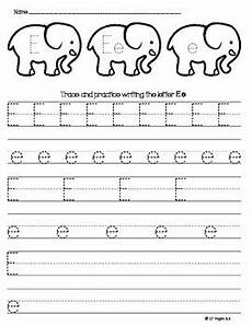 letter e tracing worksheets for preschool 23587 letter e trace by ct pages teachers pay teachers