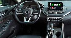 nissan altima interior drive of the all new 2019 nissan altima consumer