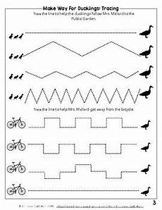 trace patterns worksheets 268 make way for ducklings handwriting pattern worksheets by the book built home