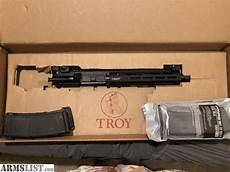 Armslist For Sale Troy 10 5 Quot 300blk Complete With