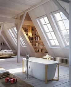 Attic Bedroom And Bathroom Ideas by Wooden Attic Bathroom Ideas