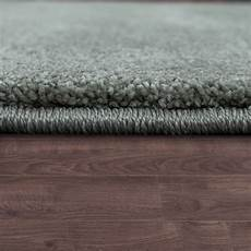 teppich grau kurzflor kurzflor teppich hochwertig einfarbig grau teppich de
