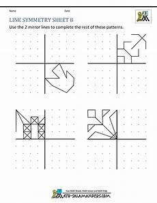 geometry worksheets symmetry 891 symmetry worksheets