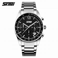 Skmei Jam Tangan Analog skmei jam tangan analog pria 9096cs black