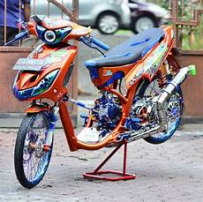 Mio Babylook Style by 88 Modifikasi Mio Sporty Thailook Terbaru Kurama Motor