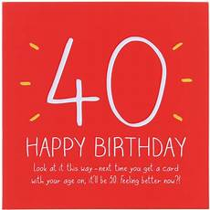 happy jackson 40th happy birthday card cus gifts
