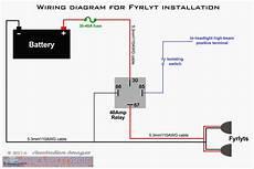 12v relay wiring diagram spotlights free wiring diagram
