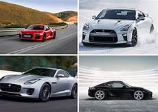 the best luxury sports cars ranked by affordability