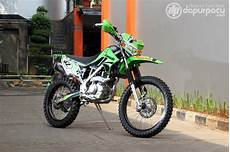 Modifikasi Klx 150 Adventure by Kawasaki Klx 150 Adventure Modification Modifikasi Motor