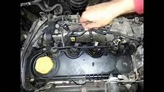 D 233 Montage Injecteur Opel Corsa Disassembly Injector Opel
