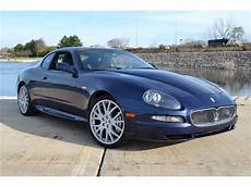 how to work on cars 2005 maserati coupe interior lighting 2005 maserati gransport for sale classiccars com cc 1058681
