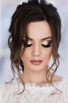 30 wedding hair and makeup ideas maquillaje matrimonio maquillaje novia natural y