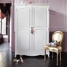 guardaroba maison du monde dressing en paulownia blanc entrance armadio
