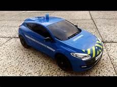 en voiture m 233 gane renault rs gendarmerie 1 14 transform 233 e en voiture rc