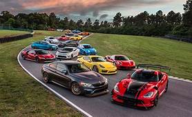 Lightning Lap 2016 The Years Hottest Performance Cars At