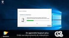 installer une tutoriel windows 10 installer une imprimante