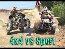 utility vs sport atv we ride the best