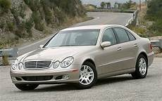 Used 2005 Mercedes E Class Diesel Pricing For Sale
