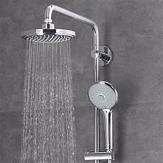 grohe doccia colonna doccia con miscelatore termostatico esterno