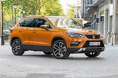 seat ateca review stirring up the compact suv sector