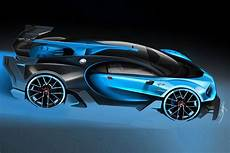 révision voiture prix bugatti vision granturismo official press sketch by stephane lenglin bugatti design car