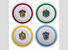 Harry Potter Plates 10.5? Porcelain Dinner Plates