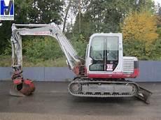 takeuchi tb 175 takeuchi tb 175 mit powertilt mini excavator from germany