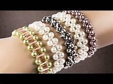 ideen mit herz perlen armband einfache f 228 delanleitung