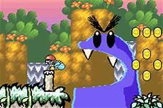 Malvorlagen Mario Und Yoshi Island Yoshi S Island Mario Advance 3 U Mode7 Rom