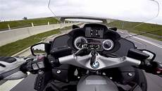 bmw r1200rt 2015 0 200 and topspeed